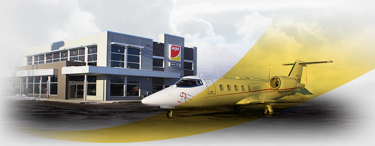 À propos d'Avjet Holding Inc.